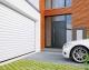 Рулонные гаражные ворота для дачи 2500мм х 2500мм