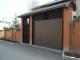 Рулонные гаражные ворота для дачи 2400мм х 2400мм