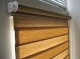 Рулонные шторы день ночь мини. Латина светло-желтый 1801